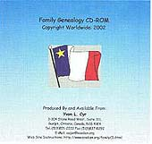 Sample image of Acadian CD-Rom